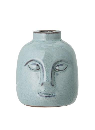 Warm Design Porselen Mumluk Mavi